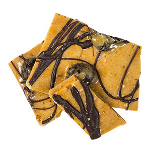Cherries Jubilee Brittle Bark Variety