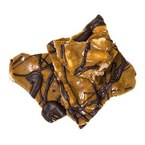 Mocha Peanut Brittle Bark Variety
